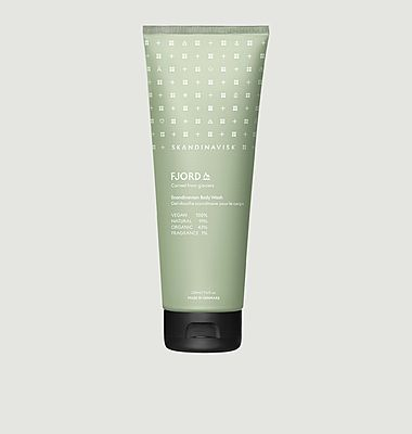 Fjord organic body wash