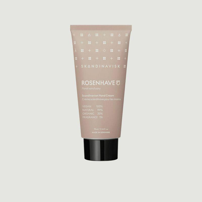 Crème pour les mains biologique Rosenhave - Skandinavisk