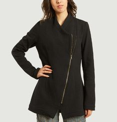 Veste Quilted Jersey