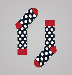 Chaussettes Bozo Red Nose