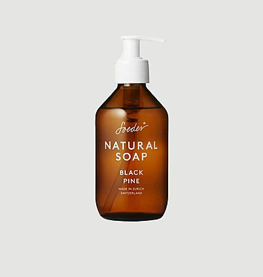 Black Pine Natural Soap 250ml