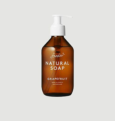Natural soap Grapefruit 250ml