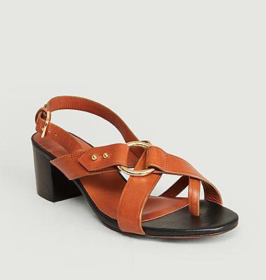 Sandales à talons Florentine