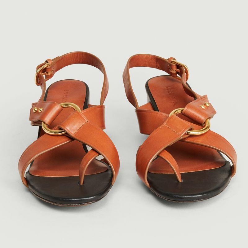 Sandales à talons Florentine - Soeur