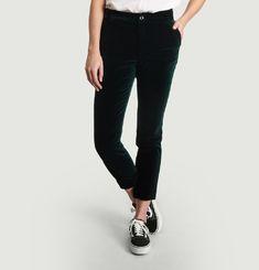 Chloé Velvet Trousers