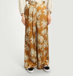 Ezra Floral Trousers