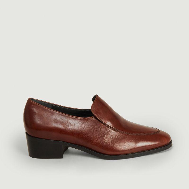 Slippers en cuir Nairobi - Soeur