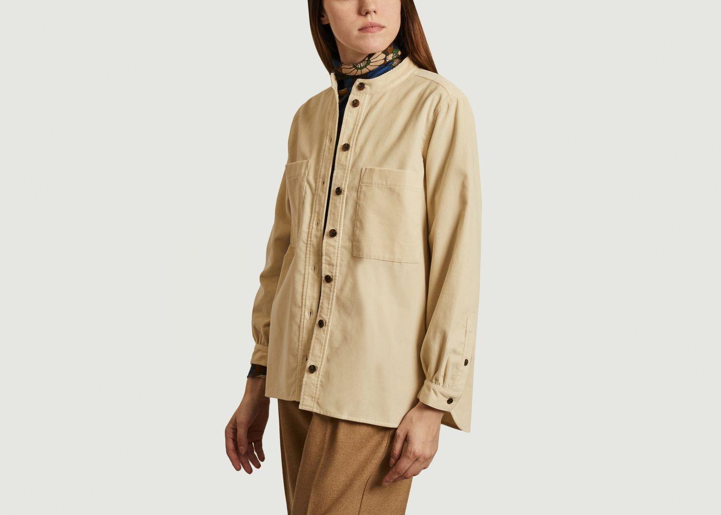 Chemise ample en velours côtelé Orfila - Soeur