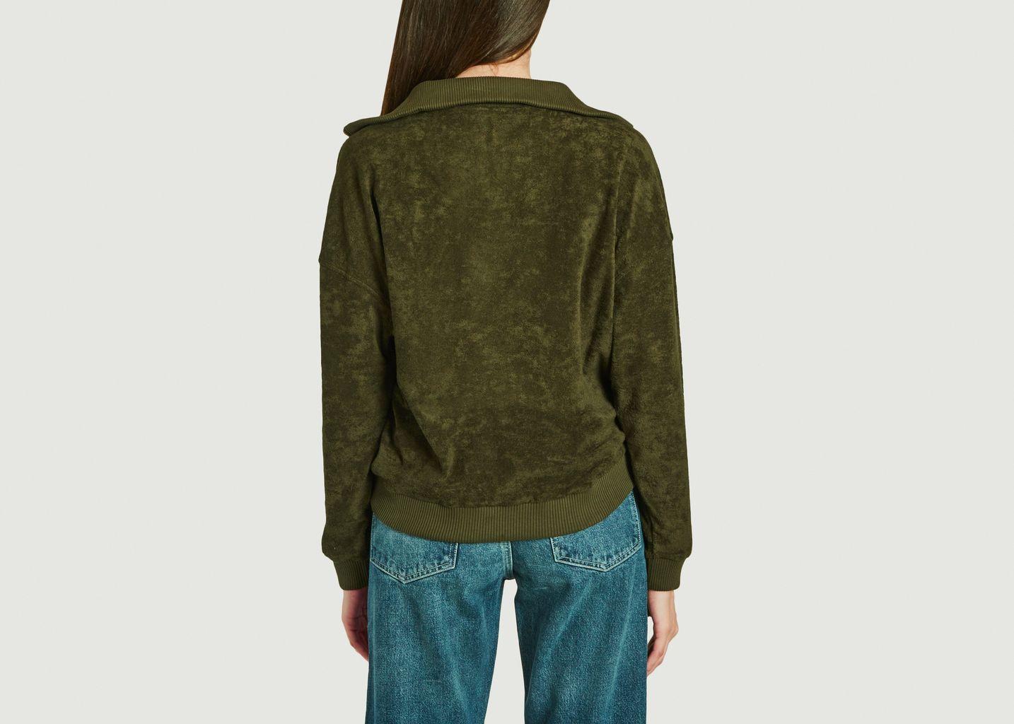 Sweatshirt en coton éponge Ormoy - Soeur