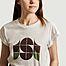 matière T-shirt en coton et lin Valentin - Soeur