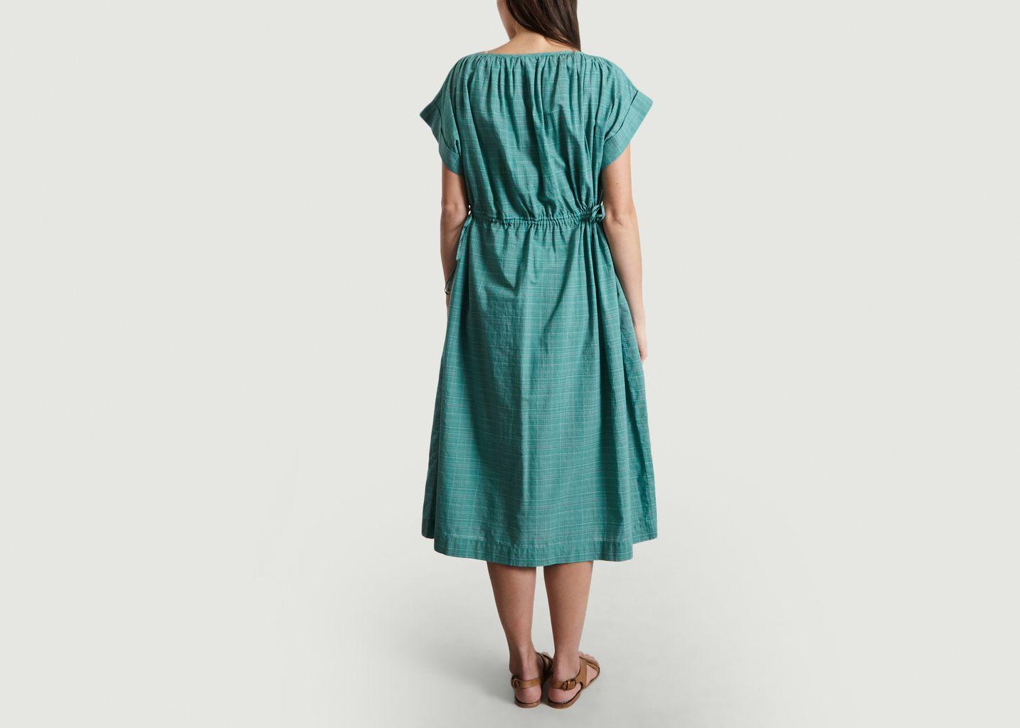 Robe Froncée En Coton Fontana - Soeur
