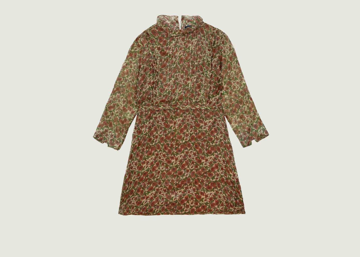 Robe Print Fleuri Etoile - Soeur