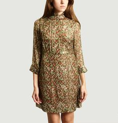 Etoile Printed Dress