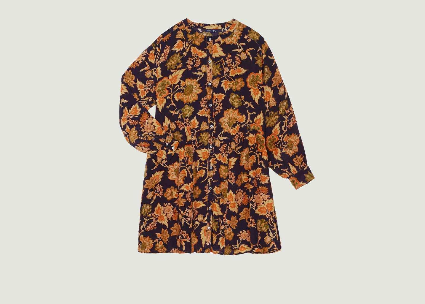 Robe Print Fleuri Giulia - Soeur