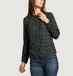 Floral Birdy Blouse