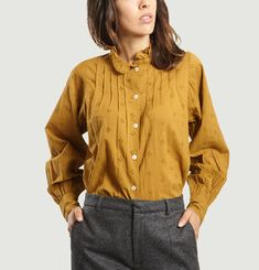 Dorisse Embroidered Shirt