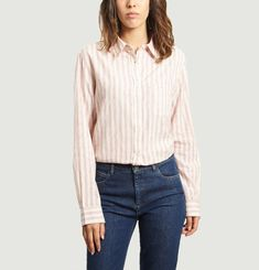 Vertue Striped Shirt