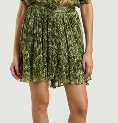Goma Lurex skirt