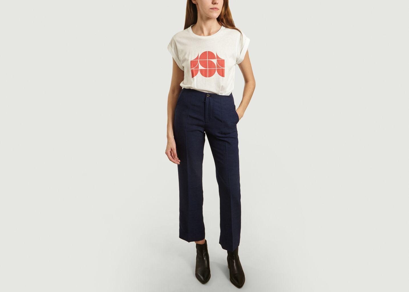T-Shirt Valentin Sérigraphie - Soeur