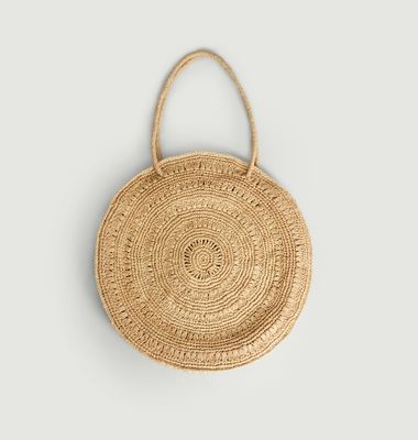 Sac Friday Raphia Naturel