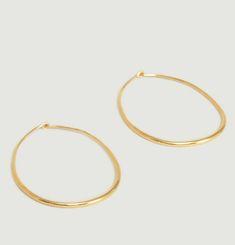 Jo Hoop Earrings