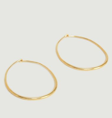 Jo Hoop Earrings