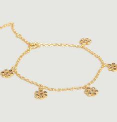 Betsy Bracelet With Semi-Precious Stones