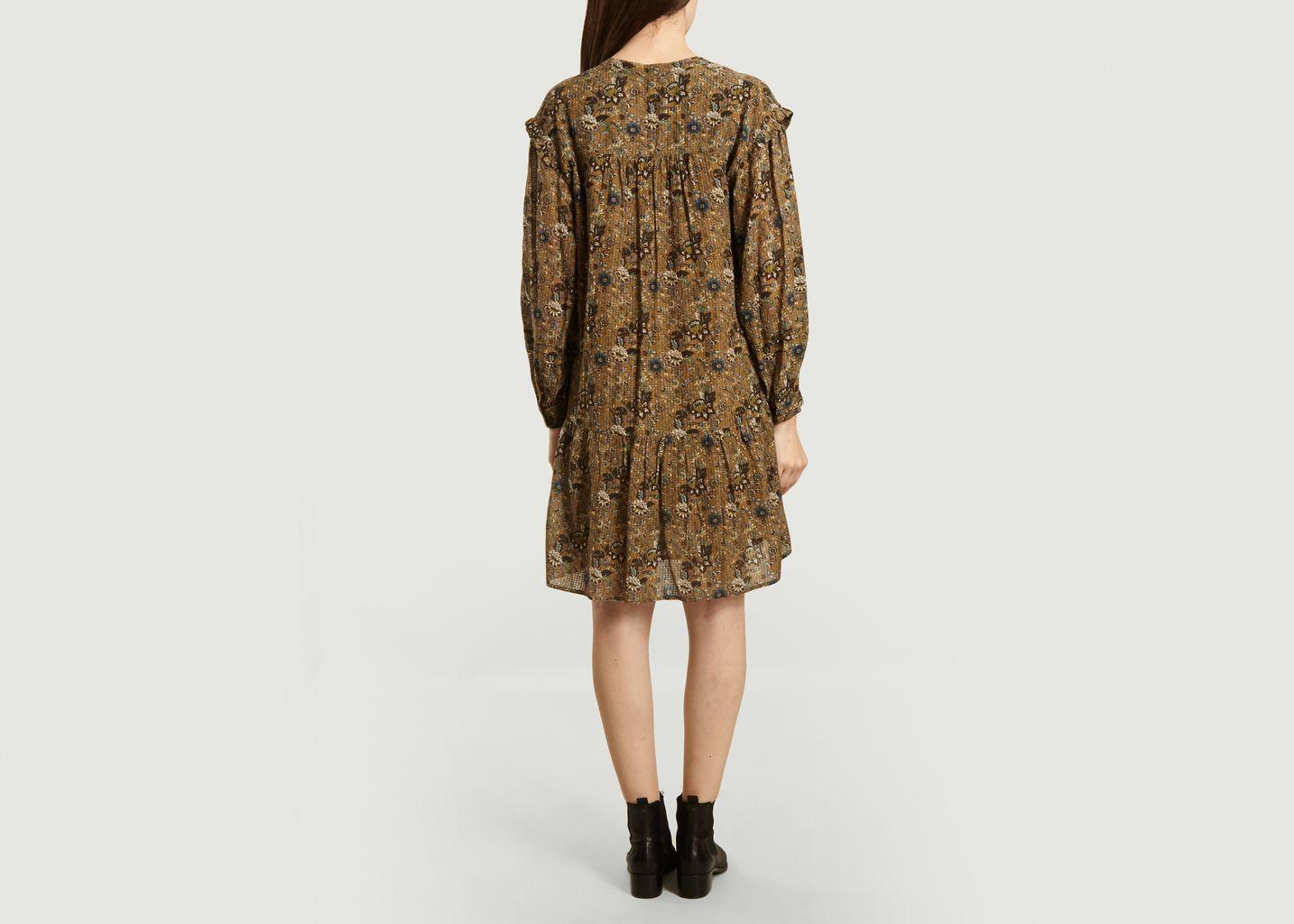 Robe motif fleuri Justine - Soeur