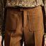 matière Pantalon évasé Harry - Soeur