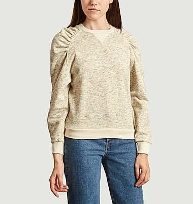Sweatshirt Lovely chiné