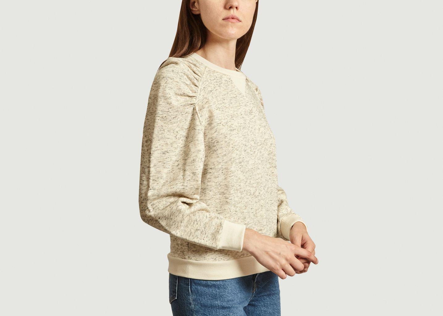 Sweatshirt Lovely chiné - Soeur