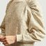 matière Sweatshirt Lovely chiné - Soeur