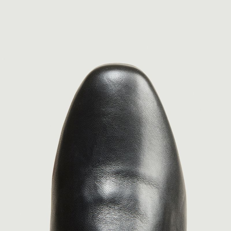 Boots en cuir Ecaille - Soeur
