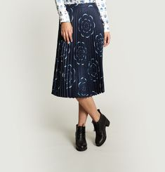 Moon Flower Skirt