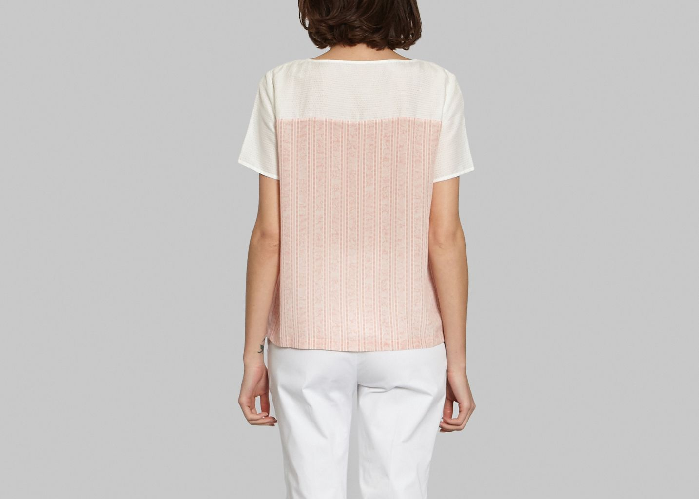 Blouse Le Zèbre - Soi Paris