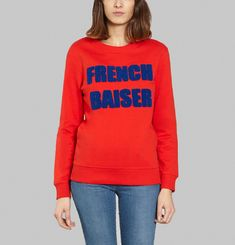 French Baiser Sweatshirt