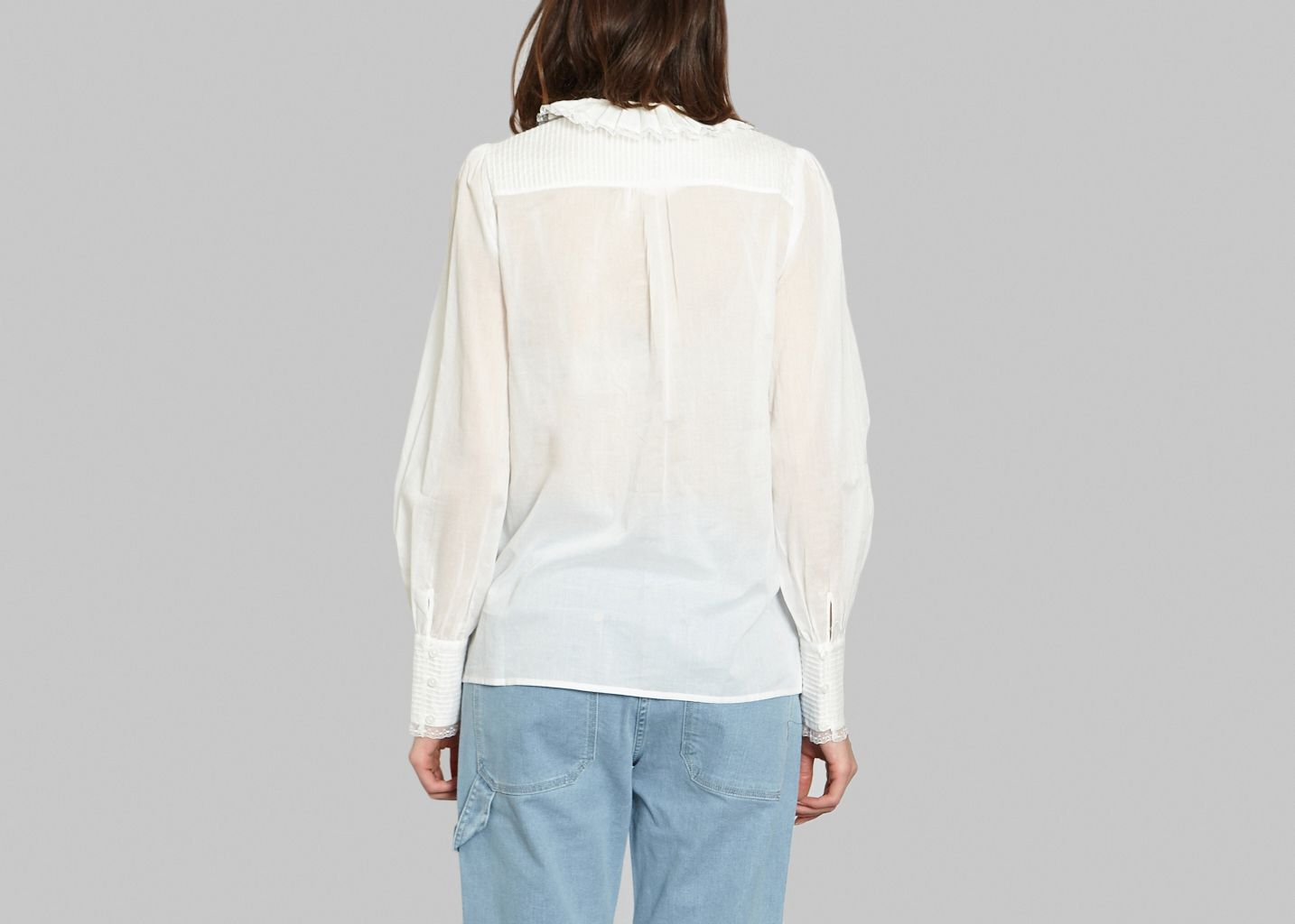 Voile Shirt - Sonia By