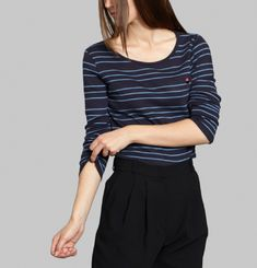 Striped T-shirt