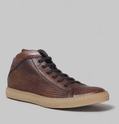 Tribeca Mid-top Trainers