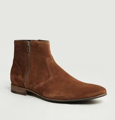 Boots Low Gor Hurricane Daim