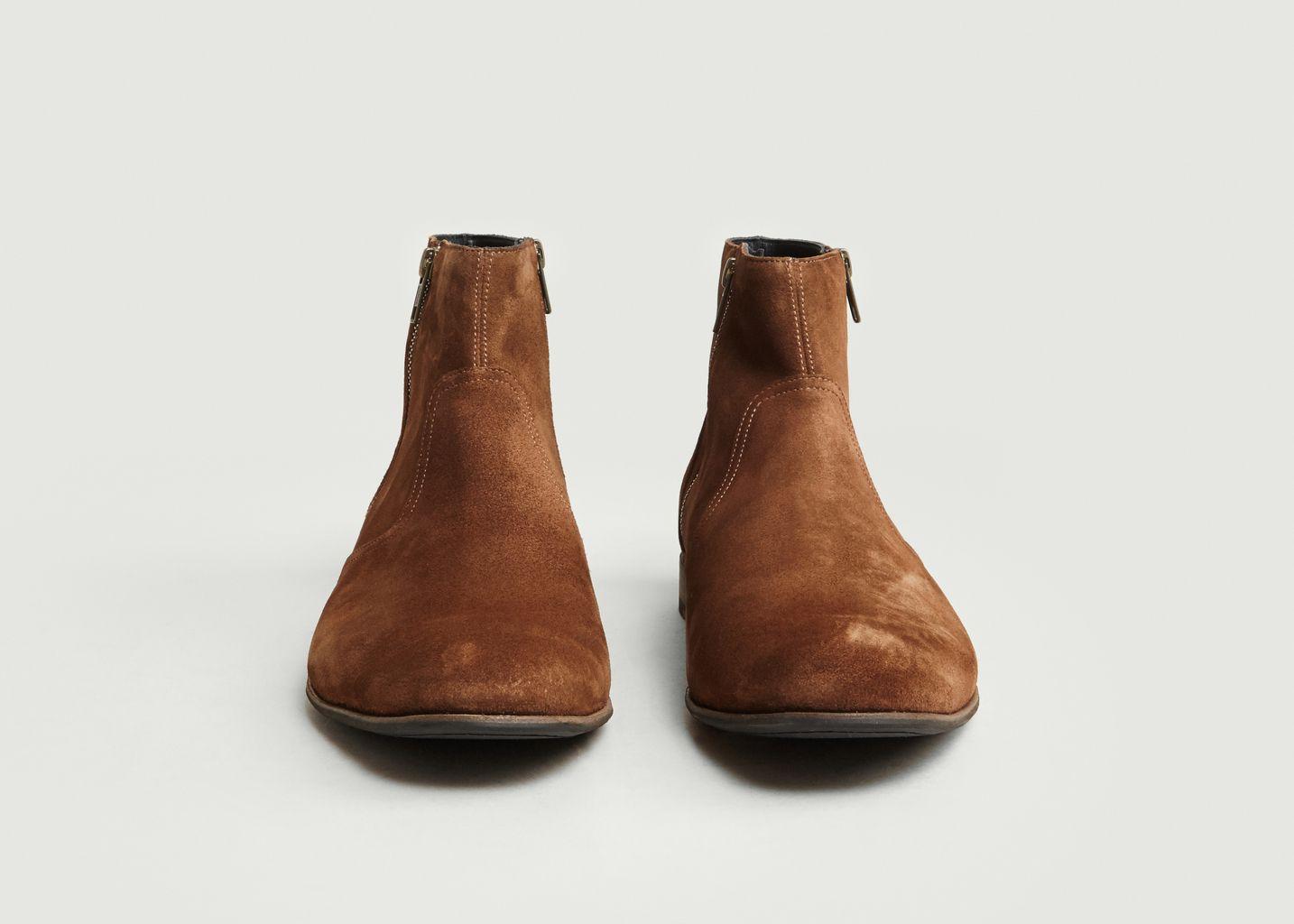Boots Low Gor Hurricane Daim - Pete Sorensen