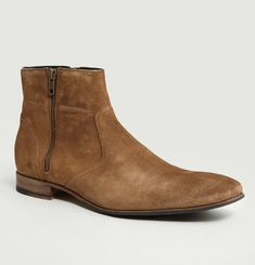 Hurricane Low Suede Boots