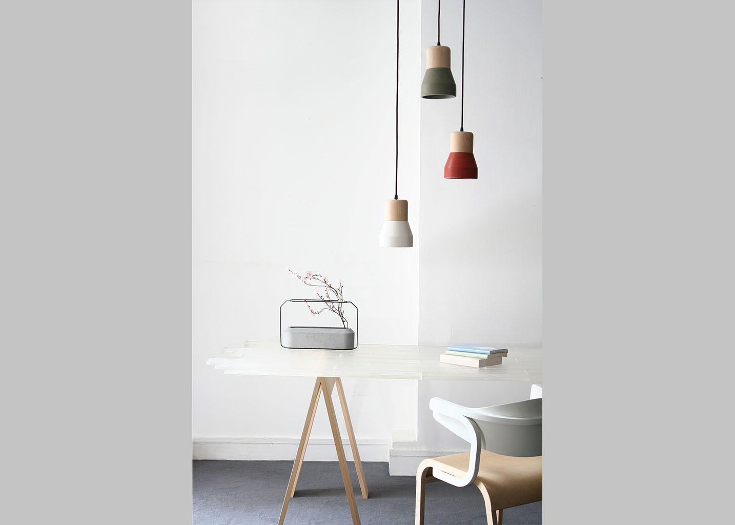 Suspension Cement Wood  - Specimen Editions