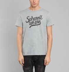Tshirt Spharell We Are