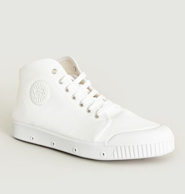 B2 Canvas High Top Trainers