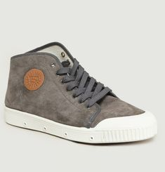 B2 Suede Mid Tops
