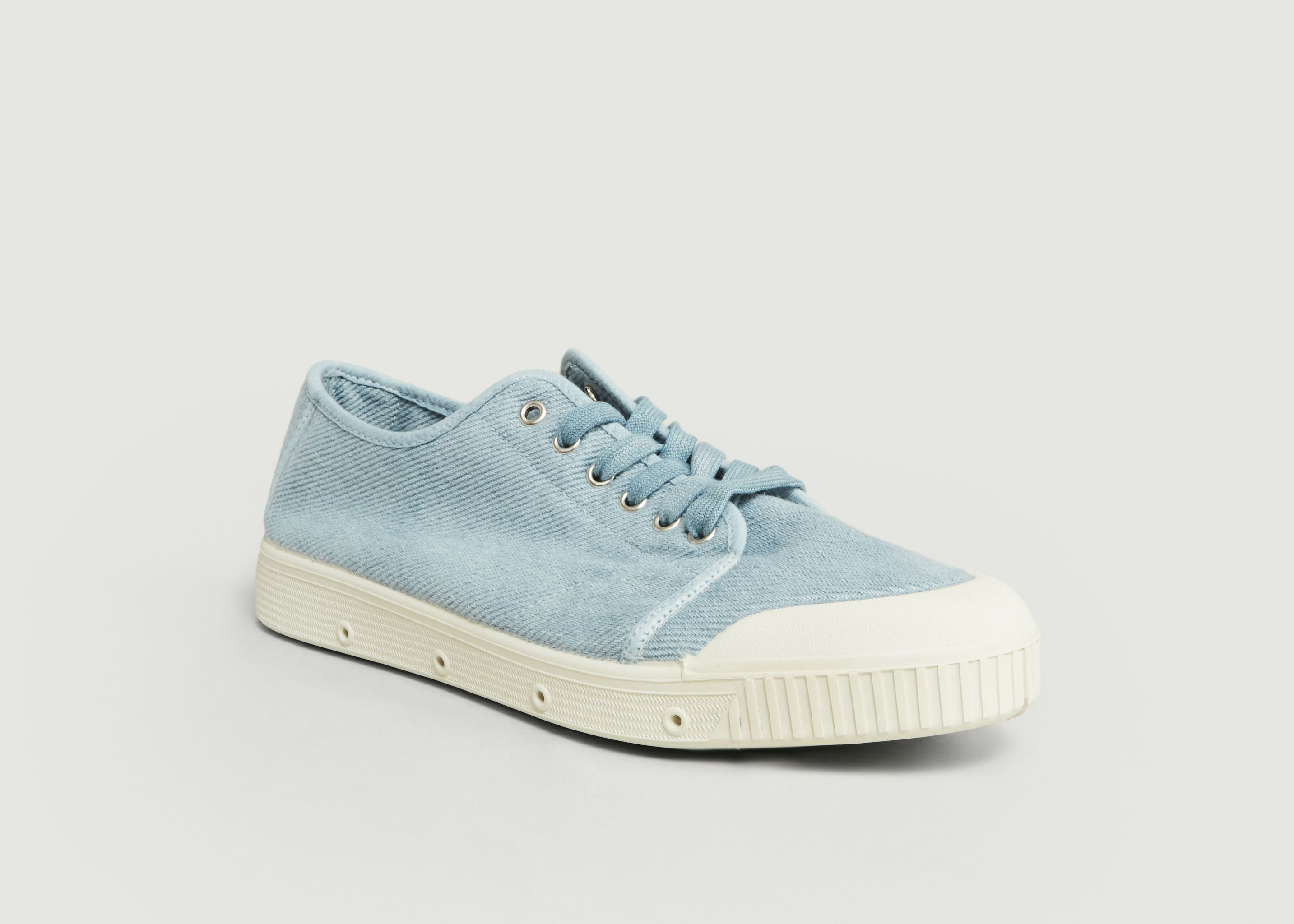 18108a84ba9 G2 Heavy Twill Trainers Light Blue Spring Court