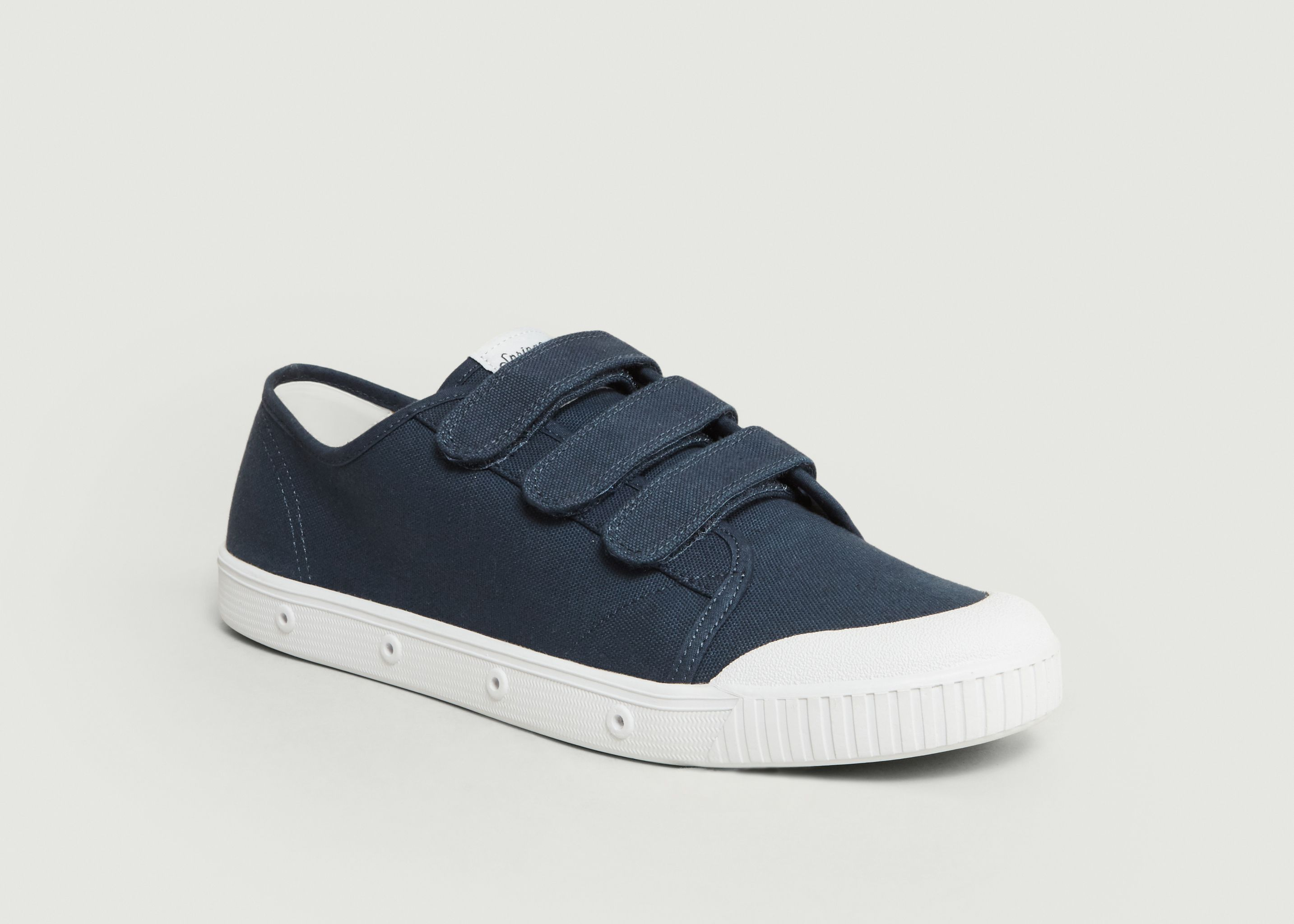 76744f94f26 G2 Velcro Trainers Navy Blue Spring Court