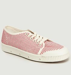 G2 Striped Trainers