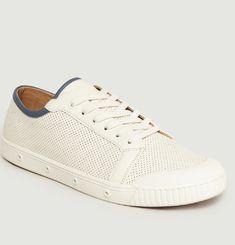 Sneakers G2 Cuir Perforé